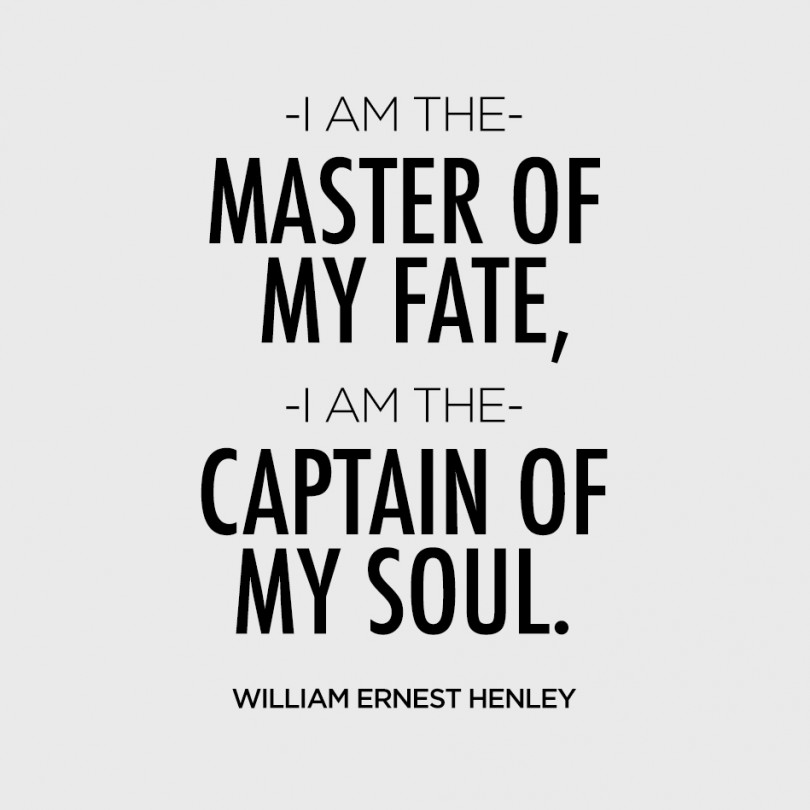 i-am-the-master-of-my-fate-william-ernest-henley-daily-quotes-sayings-pictures-810x810